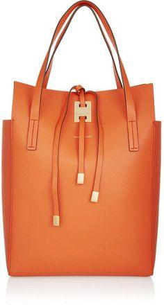 Michael Kors Miranda leather tote on shopstyle.com