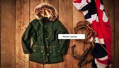 Revolt by Barbour