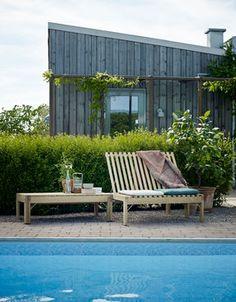 Skagerak Denmark Riviera Gartenlounge aus massivem  Teakholz #Garten #Lounge #Terrasse #Balkon #Liegestuhl #Galaxus