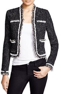 Rebecca Taylor Rio Tweed Jacket