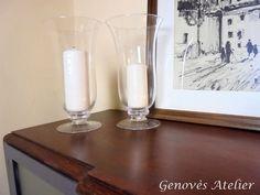 Detalle sobre mueble modernista Genoves Atelier