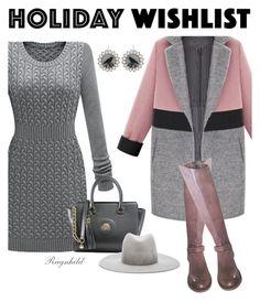 """On my Wish List"" by ragnh-mjos ❤ liked on Polyvore featuring moda, Brunello Cucinelli, Janessa Leone e anzu jewelry"