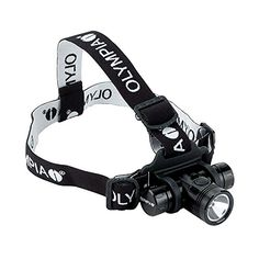 Olympia Headlamp; would be so helpful for running!!,