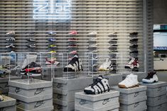 KITH x NIKE Pop-Up Store