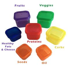 Need to lose weight? then you need this set! Compatible with 21 Day Fix Diet