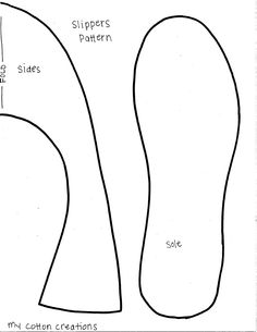 Slippers Pattern | Scribd
