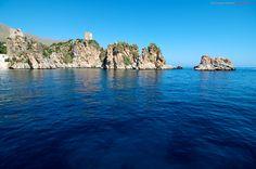 Sicilia I faraglioni di Scopello Trapani