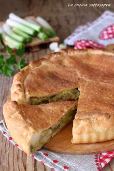 Pizza Sale, Pizza Rustica, Focaccia Pizza, Antipasto, Pie Dish, Italian Recipes, Baked Goods, Food And Drink, Tasty