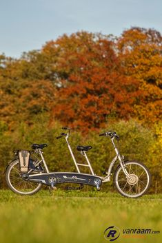 6f32ef545f0 Tandem for adults made in Holland | The Van Raam Twinny tandem for adults  is designed