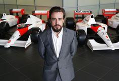Fernando Alonso deja a un lado su proyecto de ciclismo