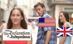 """The floor is respecting the Treaty of Versailles"" h/t Memesonhistory"