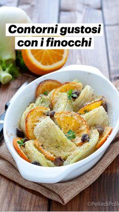 Vegetable Side Dishes, Fennel, Cooking Time, Italian Recipes, Cantaloupe, Fruit, Blog, Vegetable Sides, Blogging