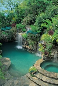 amazing-green-water-in-garden-hot-tubs-with-the-main-pool-beside-in-the-jungle-atmosphere.jpg 432×640 pixels