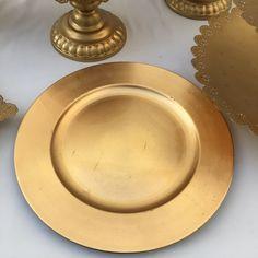 Light Gold - Round Shinny  -  Platter / Plate - Code GR22 Cake Stands, Platter, Different Cakes, Dessert Table, Gold, Tableware, Celebration Cakes, Desserts, Tailgate Desserts