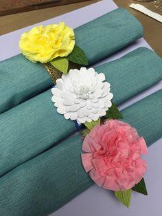 Napkin Ring-A-Dings | Pair of Petals