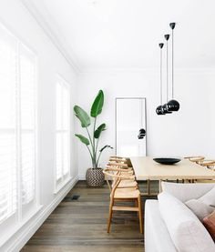Dining room furniture ideas that are going to be one of the best dining room design sets of the year! Get inspired by these dining room lighting and furniture ideas! Decoration Inspiration, Dining Room Inspiration, Decor Ideas, Room Ideas, Decorating Ideas, Decorating Websites, Interior Inspiration, Design Inspiration, Home Interior