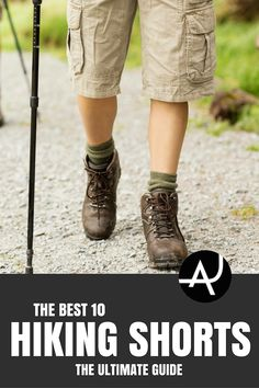 Top 10 Best Hiking Shorts – Hiking Clothes for Summer, Winter, Fall and Spring – Hiking Outfits for Women, Men and Kids – Backpacking Gear For Beginners via Hiking Outfits, Hiking Clothes, Hiking Shorts, Hiking Gear, Summer Winter, Spring, Tent Campers, Backpacking Tent, Knee Length Shorts