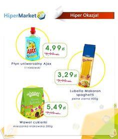 Łapcie produkty w niższych cenach :)
