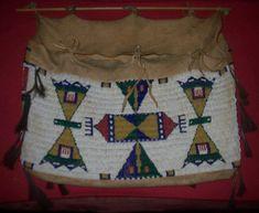 Arapaho 1860 Nachbau possible bag Ponybeads Medicine Bag, Bags, Fashion, Handbags, Moda, Fashion Styles, Fashion Illustrations, Bag, Totes