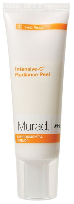 Intensive-C Radiance Peel | Murad Vitamin C Home Facial: Uneven Skin tone and texture is GONE with a bottle of this mild peel!!