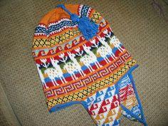 Andean chullo hat <3