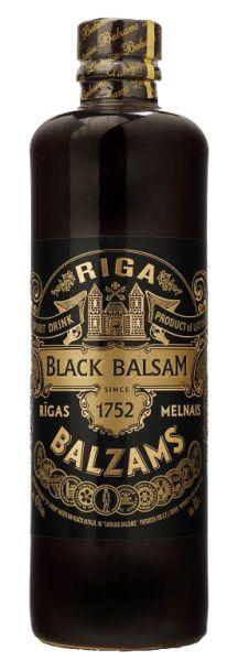 Riga Black Balsam. Delicious mixed with black currant juice.