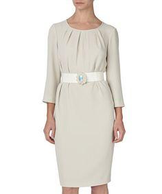 Stone shift dress Sale - Moschino Sale