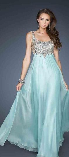 Sexy No Waist/Princess Seams Chiffon One-Shoulder Sleeveless A-Line Prom Dress lkxdresses49788cbh #longdress #promdress