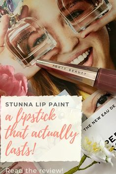 Have you ever bought a lipstick and got frustrated within the first hour as it starts smearing off on your cup of coffee? I know I did. I was on the never ending search for the perfect lipstick - till I discovered Fenty Beauty Stunna lip paint. It lasts for hours, looks fabulous and feels so comfortable to wear. Head over to the blog to read the full review. Best Beauty Tips, Beauty Hacks, Maybelline Superstay Lipstick, Makeup Package, Liquid Lipstick, Beauty Makeup, Paint, Lifestyle, Feels