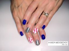 LETHBRIDGE's premiere salon & spa. Kenegdo Salon Spa truly stands out for Hair, beauty & more. Baseball Nails, Class Ring, Salons, Nailart, Spa, Beauty, Lounges, Beauty Illustration