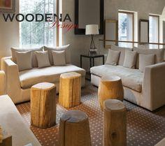 Pnie designerskie drewniane - Woodena Design