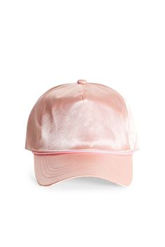A satin hat by EPTM™ featuring a rope design detail across the brim and an.  BeanieFloppy HatsAccessoriesOutfitsPink SatinDesignHats For ... 0cc8392da12b