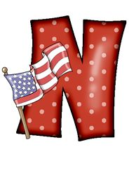 alphabets u s a Alphabet, American Guy, Cute Letters, Old Glory, Wave, Numbers, Fonts, Creations, Saint Patrick