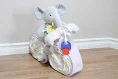 custom made diaper cakes, towel cakes, party favours located in ajax (durham region) Favours, Party Favors, Diaper Motorcycle Cake, Towel Cakes, Diaper Cakes, Children, Gifts, Young Children, Favors
