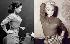 Фотография: Бюстгальтер-«пуля»: популярный элемент нижнего белья 1940-50-х гг., заставлявший мужские сердца биться чаще http://feedproxy.google.com/~r/KleinburdNewsRu/~3/W7lSgRJbR4w/
