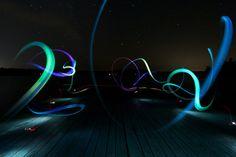 Light Dance by Phaedrus007  #light_art