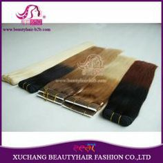 Hot sale skin weft hair extension bundle in China http://www.beautyhairextension.com/product/show-10-skin-weft-hair-extension.html
