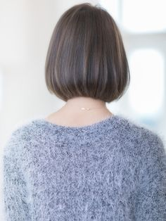 Short Hairstyles For Women, Cool Hairstyles, Japanese Hairstyle, Hair Looks, Hair Inspiration, Short Hair Styles, Hair Cuts, Hair Color, Hair Beauty