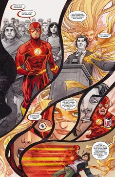 HQBR - Flash (2011) - Capitulo #12