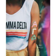 South by Sea Sigma Kappa Shirts, Bid Day Shirts, Dance Shirts, Sorority Shirts, Sorority Life, Tee Shirts, Rho Gamma, Delta Zeta, Color Run Shirts