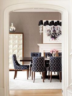 5 Ways To Decorate With Bold Pattern By @CentsationalGirl! Read More From  Centsational Girl