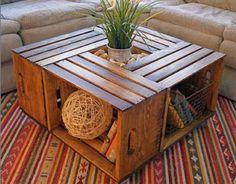 desain model furniture dari pallet kayu bekas