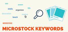 Come cercare le parole chiave per le tue immagini microstock!   #microstock #keywords