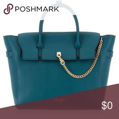 ce24a507d71324 Shop Women's henri bendel Blue Black size OS Backpacks at a discounted  price at Poshmark.