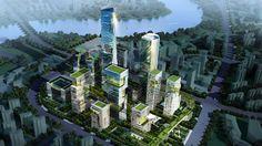 Tianjín, la ciudad ecológica más grande del mundo, comienza a andar  En marzo de este año las primeras sesenta familias ocuparon sus casas en la ecociudad de Tianjín. Una ciudad que se ideó en 2007, y que transcurridos únicamente cinco años está ya muy avanzada.  Esta ciudad sostenible albergará antes de 2020 a 350.000 personas.
