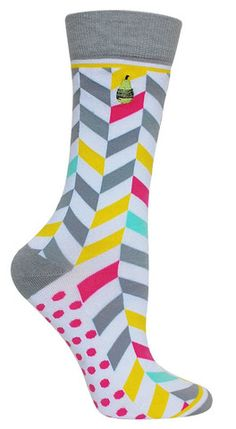 Happy Waterfall Colorful Novelty Socks for Women