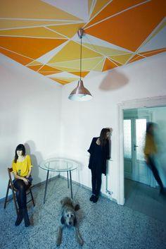 Decorazioni geometriche per pareti Pagina 14 - Fotogallery Donnaclick