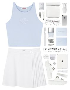 """""""Boring?"""" by tania-maria ❤ liked on Polyvore featuring Monki, Butter London, Supersmile, Dorothy Perkins, SPURR, Davines, Fresh, Byredo, Kerstin Florian and Brinkhaus"""