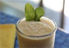 Our Tropical Smoothies recipe is a sweet and satisfying snack any time of the day! Refreshing smoothies, made with LouAna Coconut Oil. Tropical Smoothie Recipes, Strawberry Mango Smoothie, Green Smoothies, Healthy Diet Recipes, Recipe Details, Coconut Oil, Beverages, Snacks, Sweet