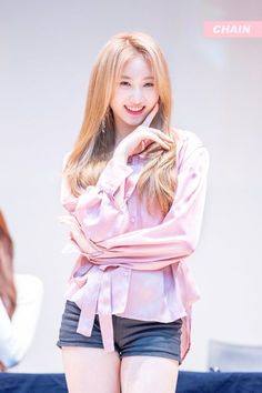Photo album containing 7 pictures of Chaeyeon Yuri, Kpop Girl Groups, Kpop Girls, Korean Girl, Asian Girl, Japanese Girl Group, Soyeon, Fandom, Mamamoo